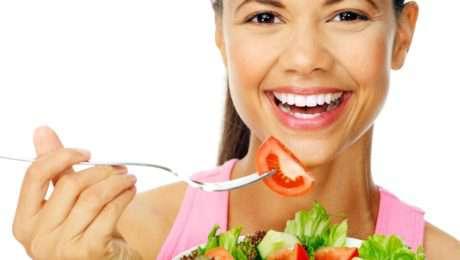 Alimentación vegetariana y salud